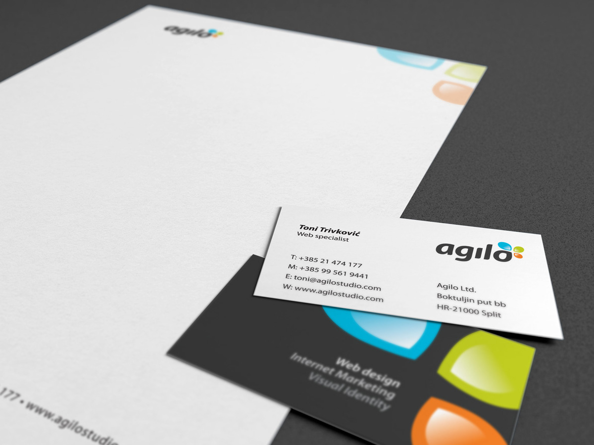 agilo corporate identity