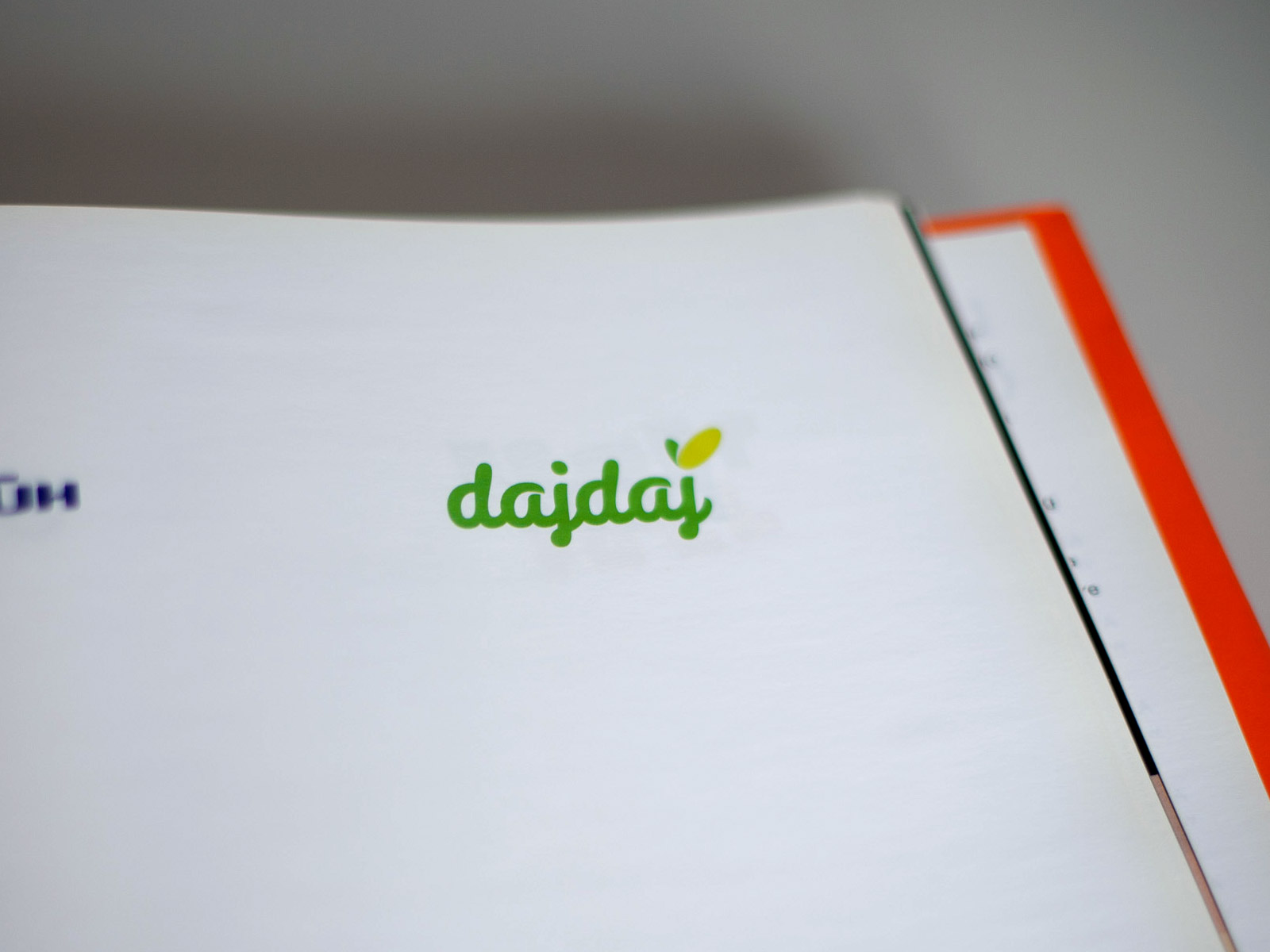 dajdaj - published logo design