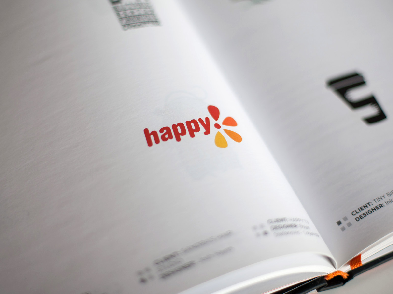 Happy TV - Published logo design