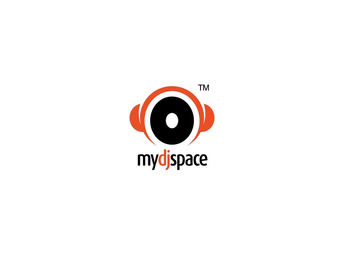mydjspace logo design