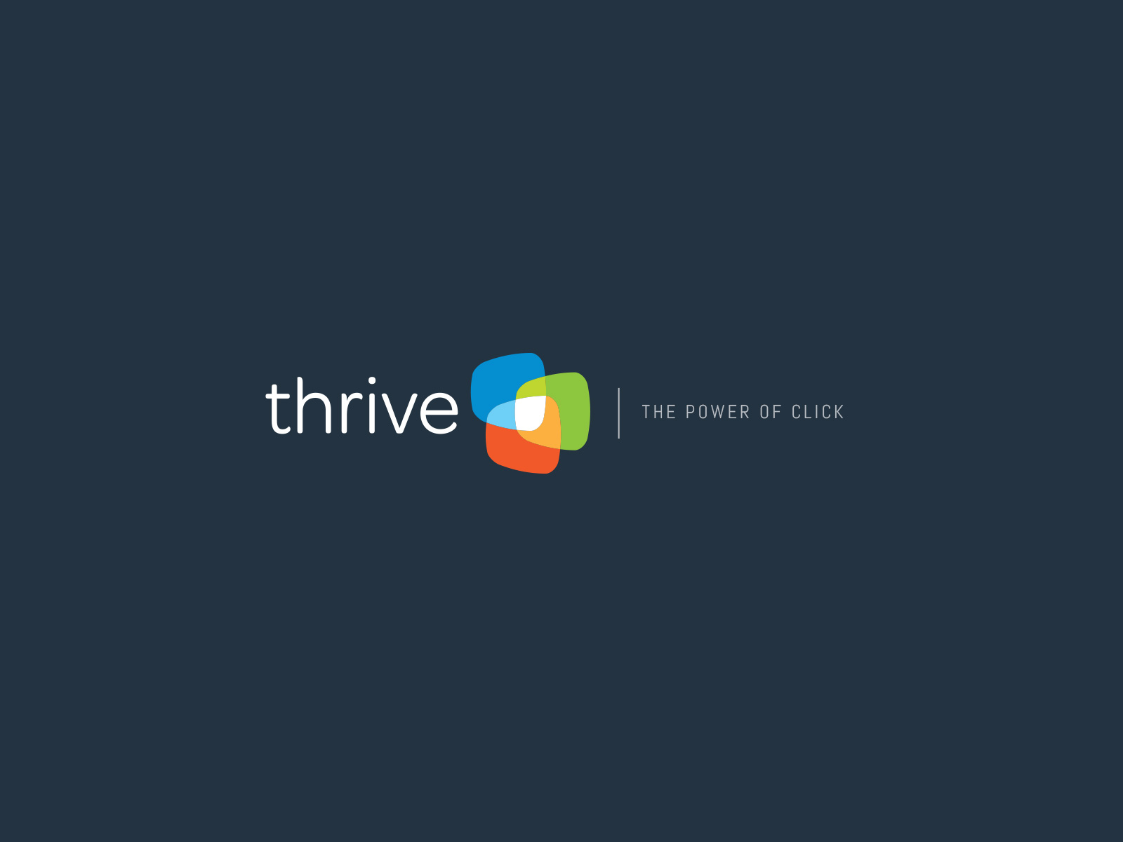 Thrive SA logo design