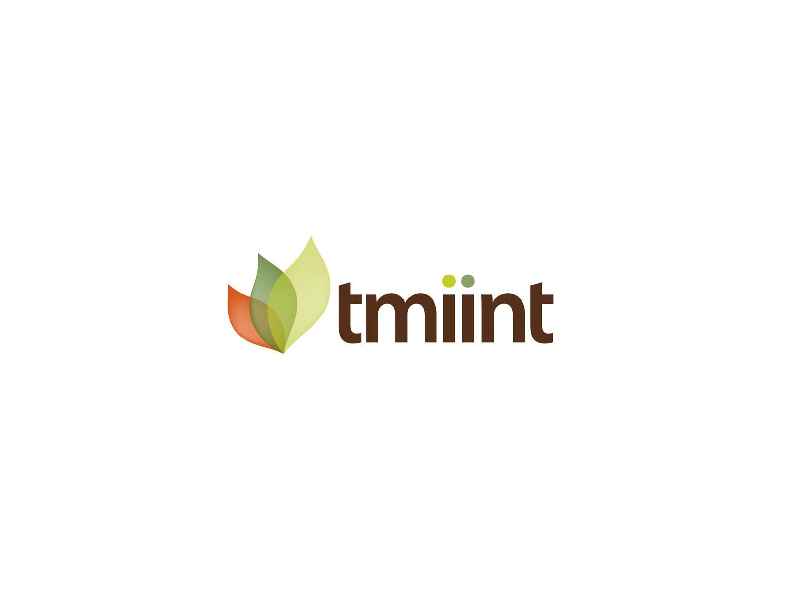 tmiint logo design